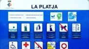 Het-bord-La-Platja