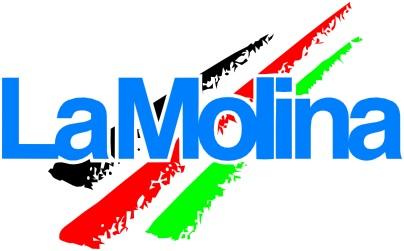 het logo van skistation la molina