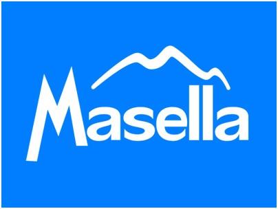 Het logo van skistation Masella