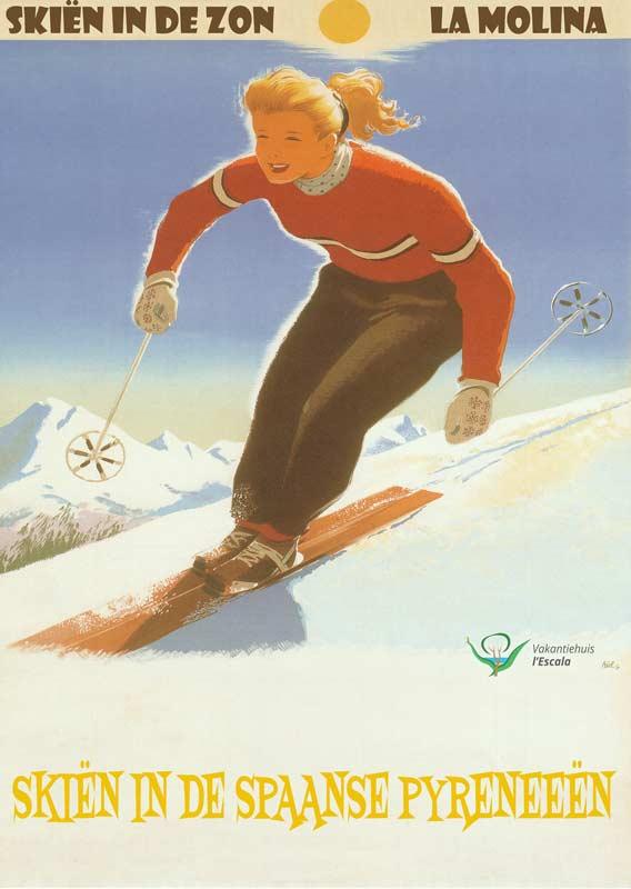 Skiën in de Spaanse Pyreneeën