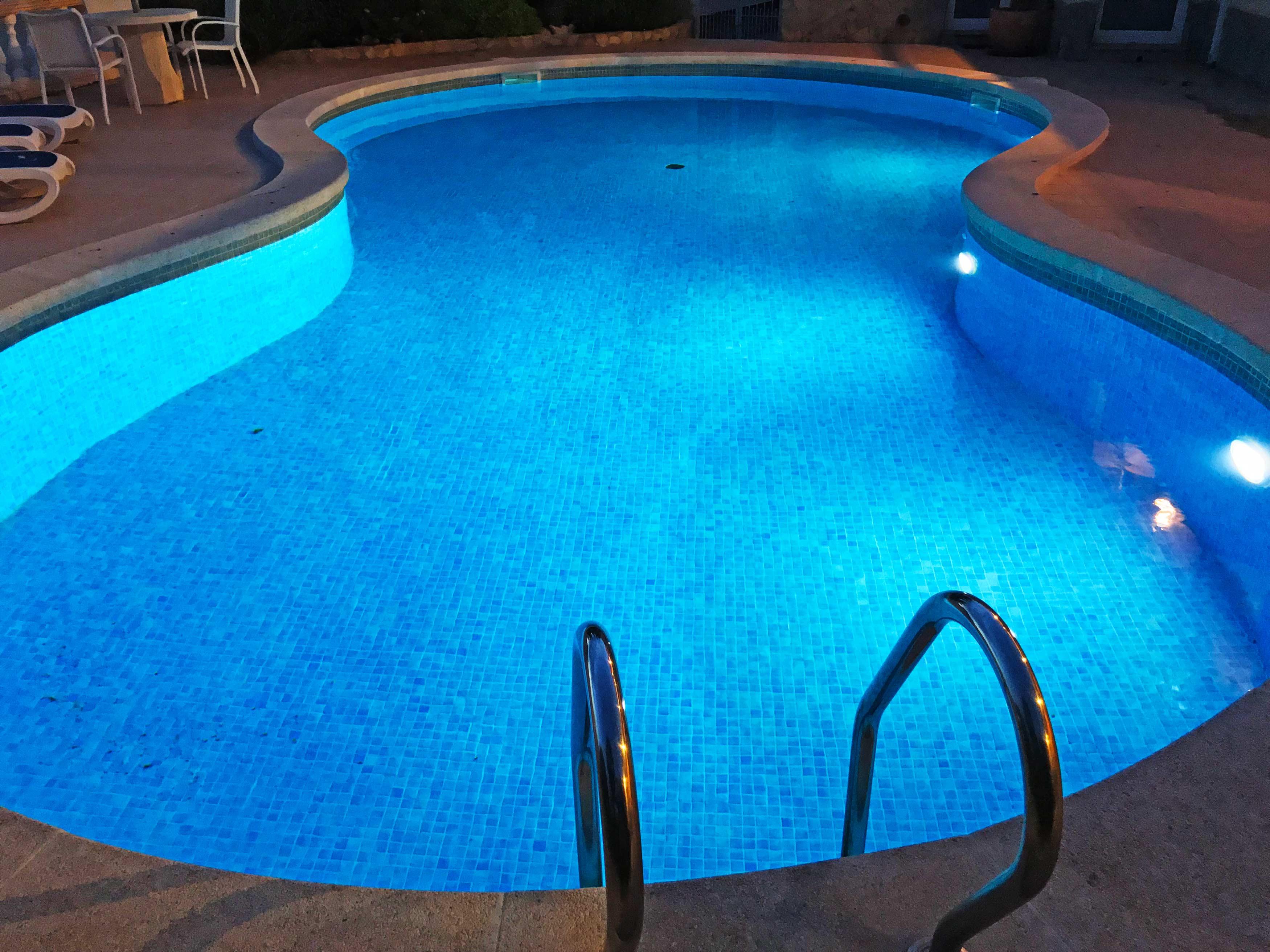 Villa Cap de la Barra heeft een prachtig privé zwembad
