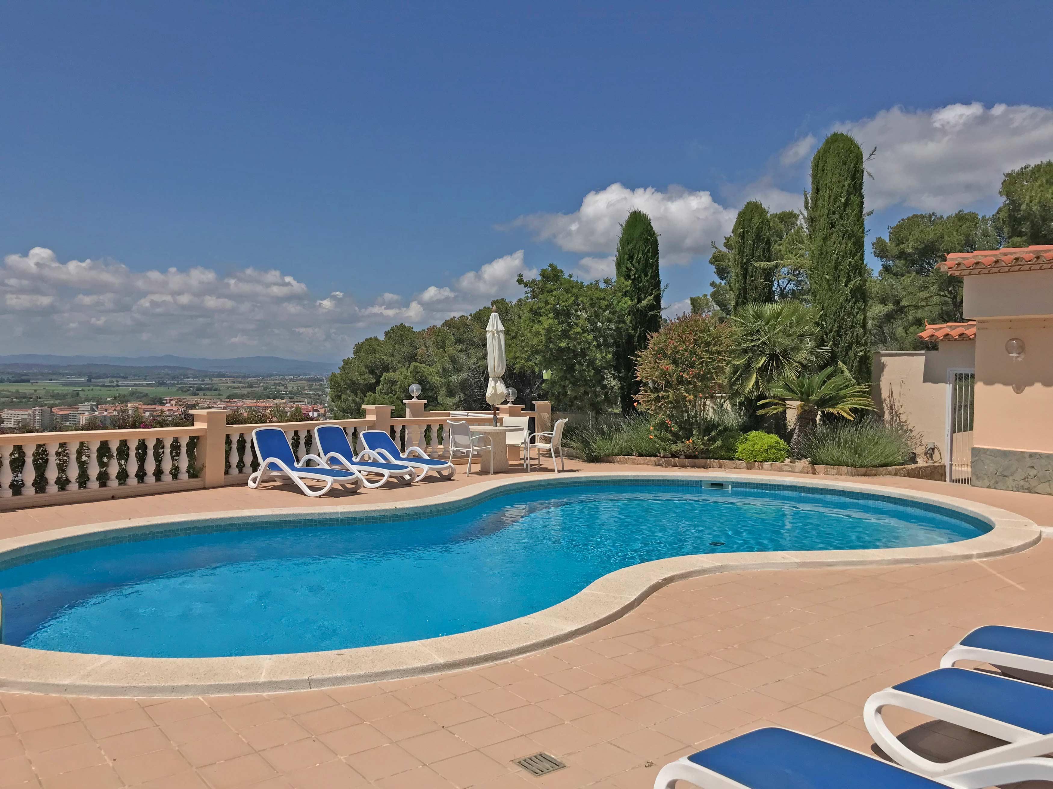 Een vakantie in villa Cap de la Barra in l'Estartit met Vakantiehuis l'Escala