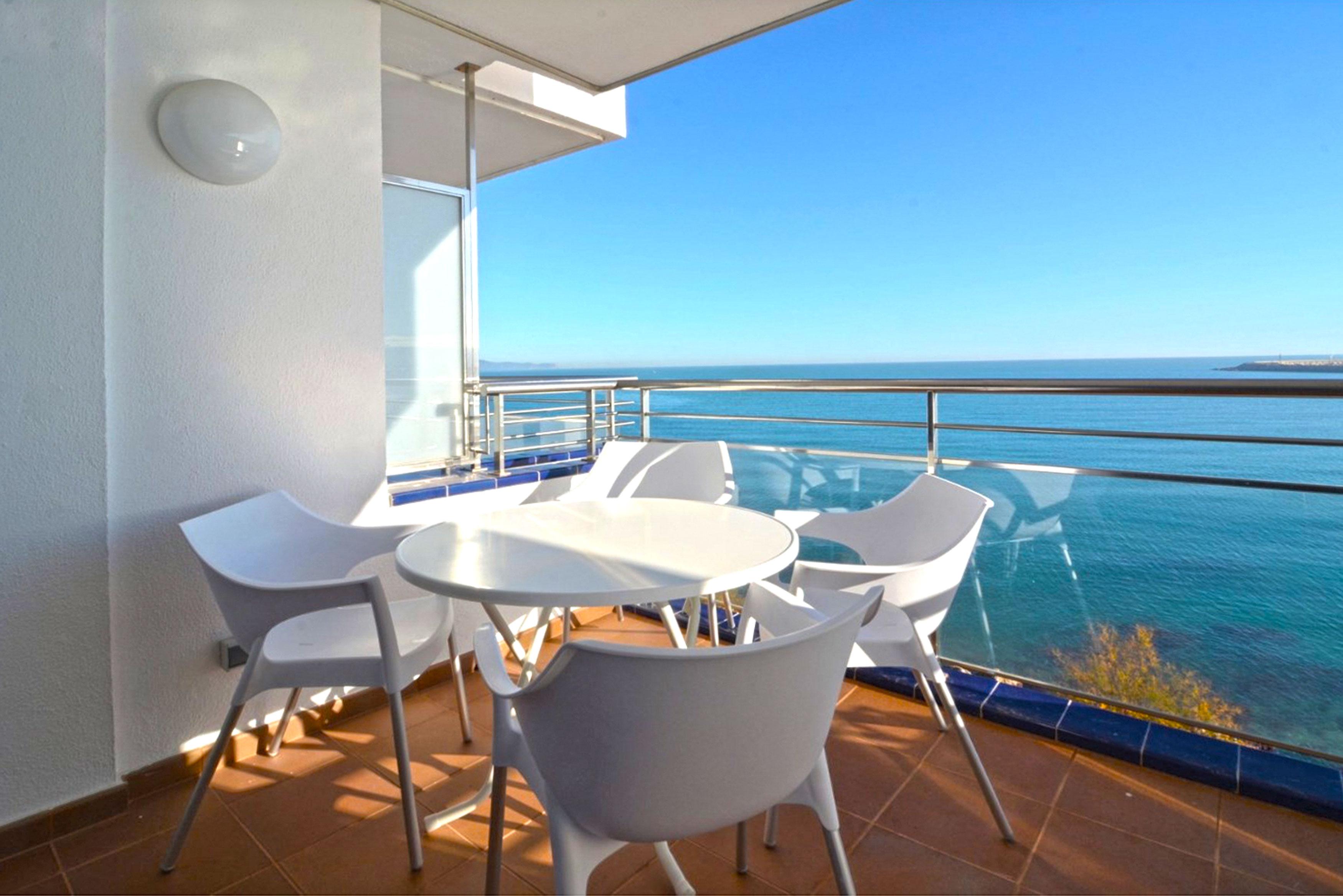 Vistamar l'Escala mooi uitzicht op zee