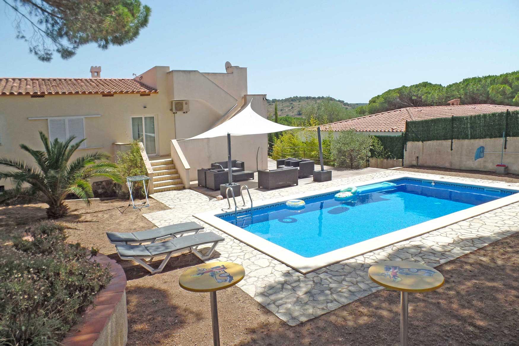 villa sonni is ook in het laagseizoen te huur