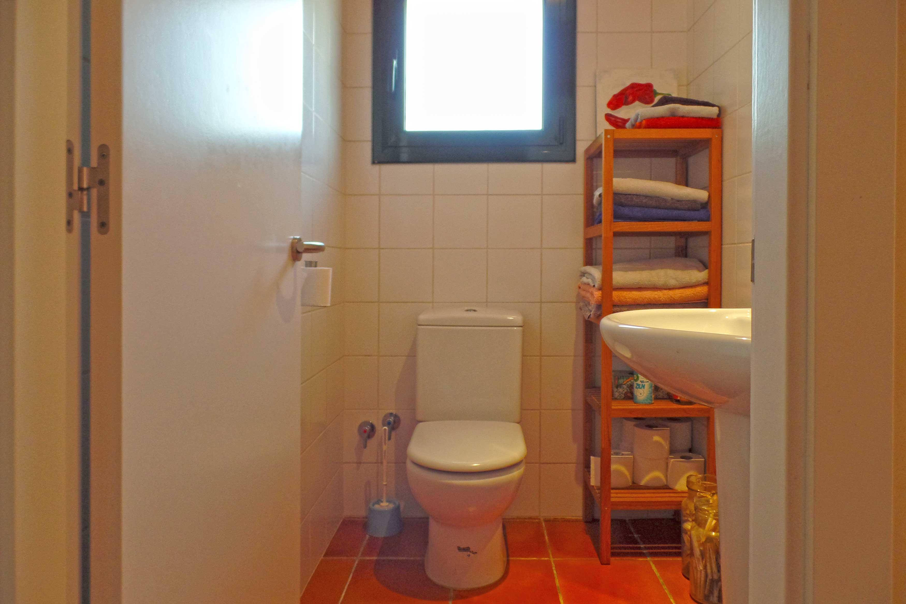 Villa Oosterhoff met toilet