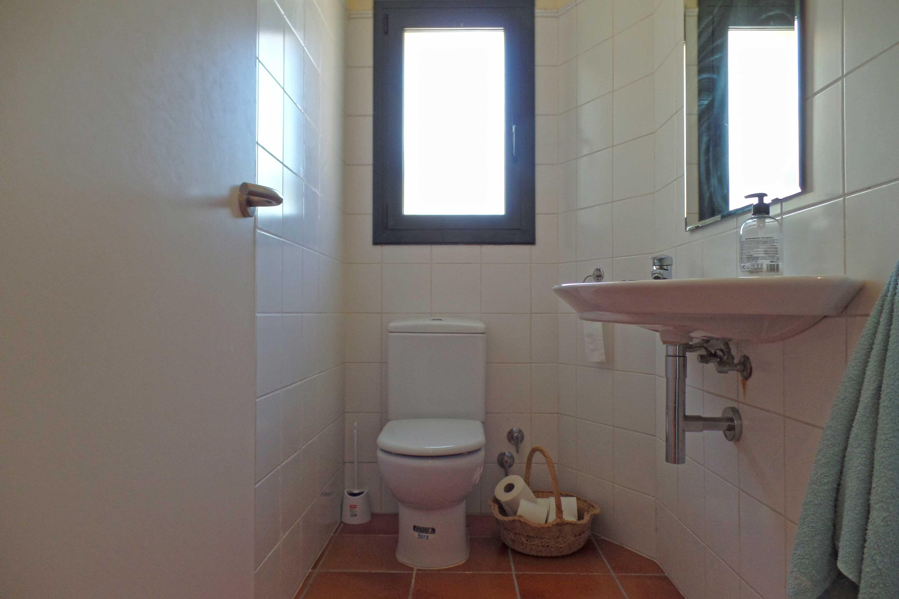 Toilet villa Oosterhoff