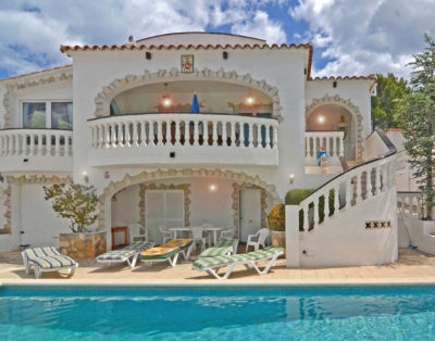 Villa Naranja in l'Escala