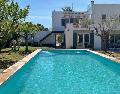 Villa Fontamar l'Escala 2 zwembaden